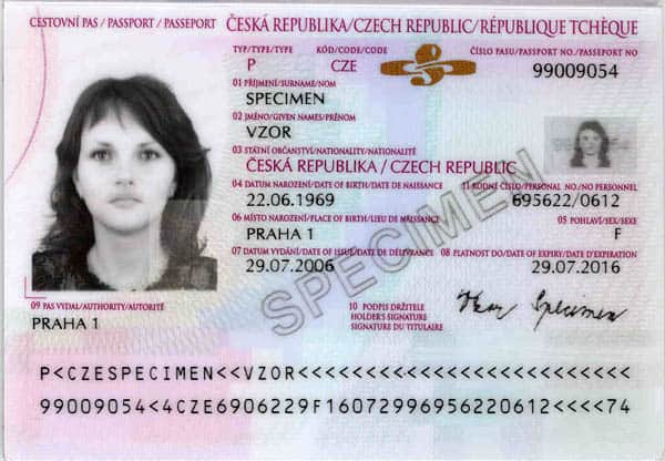 Visa To Relocation Services Move Prague Czech Republic