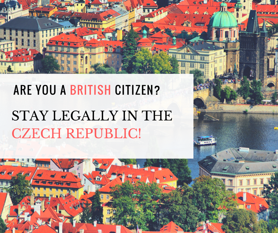 Brexit: Britain exits the EU. Find out how to stay in the Czech Republic legally!