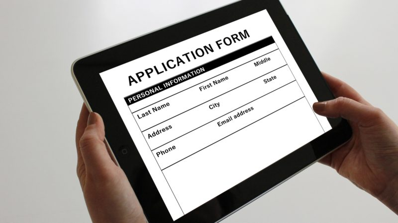Czech Republic visa application forms