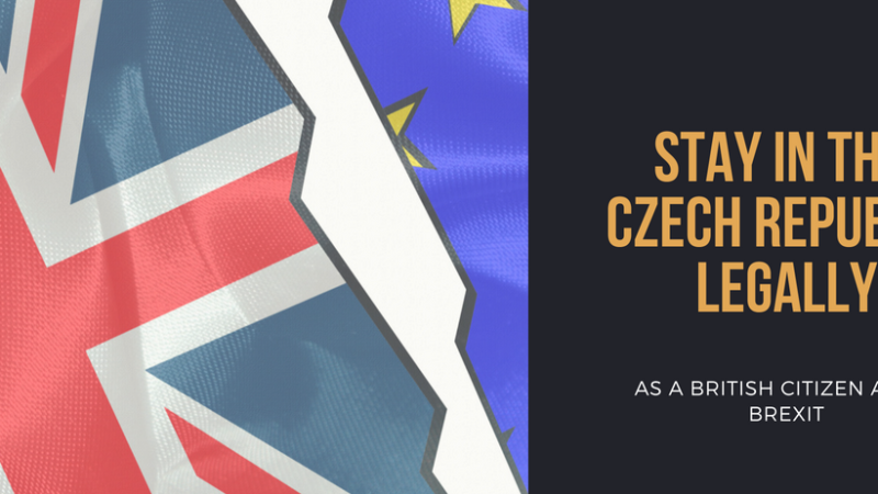 BREXIT: What you need to know as a British citizen in the Czech Republic