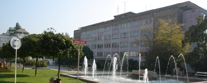 Ministry of the Interior in Prague