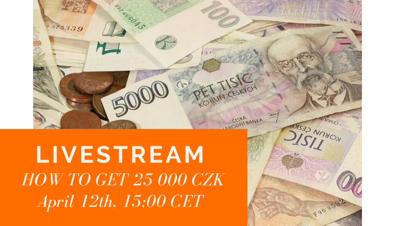 25 000 CZK support for freelancers affected by COVID-19