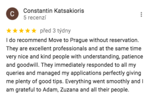 Review of Move To Prague services